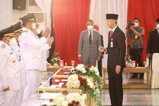 Lantik 17 Kepala Daerah di Jateng, Ganjar: Jabatan Ini Mandat, Tuannya Rakyat