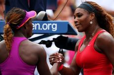 Atasi Sloane Stephens, Serena Williams Tembus Perempat Final US Open
