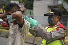 Satpol PP Setor Rp 2,47 Miliar ke Kas DKI Jakarta dari Denda Pelanggar PSBB