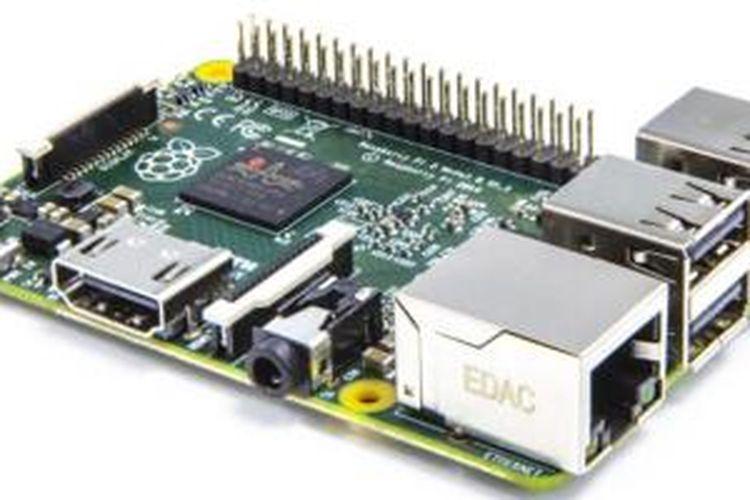 Komputer Raspberry Pi 2 Model B
