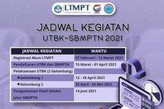 H-8 Pendaftaran Akun LTMPT Ditutup, 1.379.663 Siswa Simpan Permanen