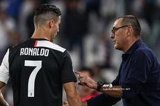 Isu Berembus, Juventus Pecah Jadi Dua Kubu: Ronaldo Cs Vs Sarri
