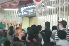 Penumpang KRL Tak Tertib hingga Rusak Pagar, PT KCI Tutup Akses Selatan Stasiun Tanah Abang