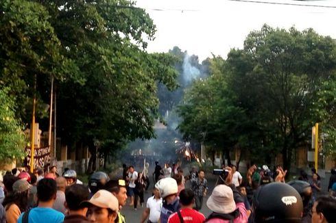 Aksi Demo Hari Buruh Ricuh di Yogyakarta, Polisi Amankan 69 Orang
