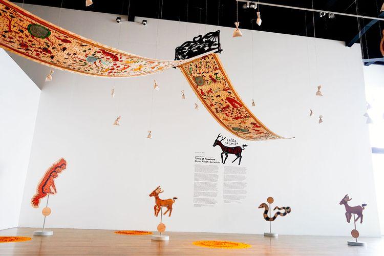 Ruang Seni Anak Komisi UOB Museum MACAN baru: Kisah Antah-berantah oleh Citra Sasmita.