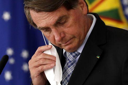 Bakal Diselidiki soal Penyalahgunaan Jabatan, Presiden Brasil Klaim Negaranya Diserang