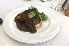 Resep Beef Wellington dengan Saus Lada