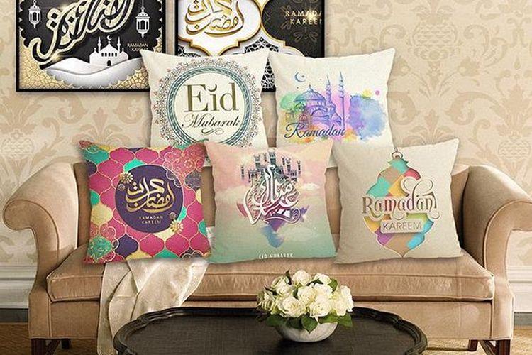 Dekorasi Lebaran Idul Fitri