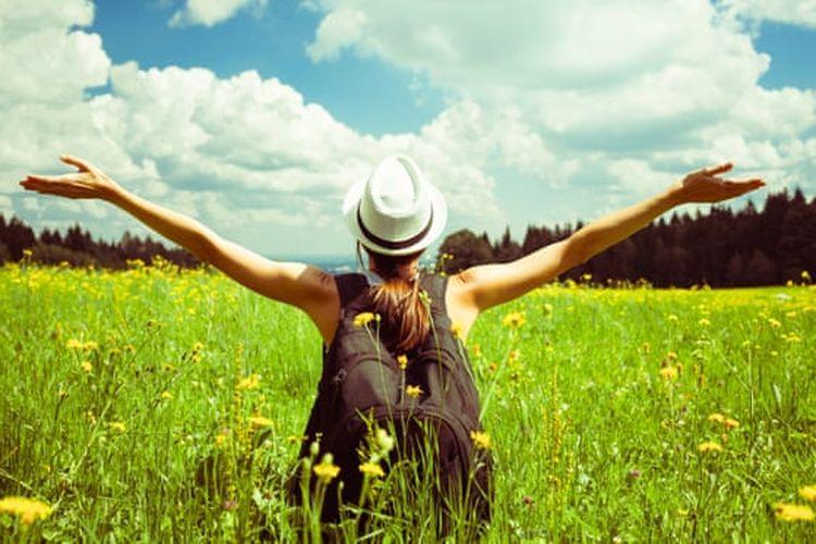 Pandangan akan optimisme menjadi bagian penting dari gaya hidup sehat.