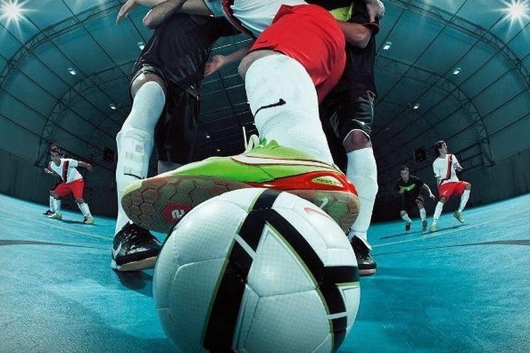 Futsal, ilustrasi