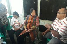 Risma Kunjungi Rumah Duka Petugas KPPS yang Meninggal di Surabaya
