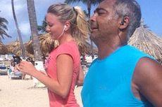 Romario Kencan dengan Gadis 19 Tahun