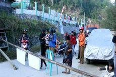 Protes Komentar di Facebook, Warga Blokade Jalan Trans-Sulawesi