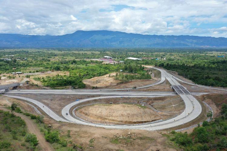 Ruas tol Sigli-Banda Aceh seksi 4 (Indrapuri-Blang Bintang).