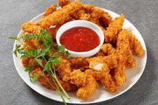Resep Ayam Panir Saus Mentega, Pakai Ayam Filet agar Praktis