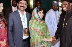 Malala Bertemu Presiden Nigeria Bahas Penculikan