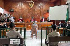 Brigadir Kansep, Polisi Penembak Mati Buronan di Depan Anak dan Istri Korban Divonis 7 Tahun Penjara