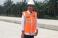 Jokowi Tidak Rasakan Gempa di Medan