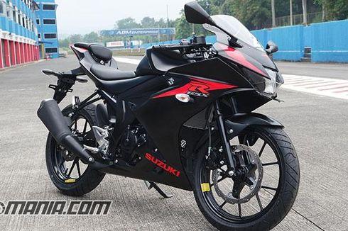 Jualan Motor 2017 Meleset, Suzuki Justru Naik