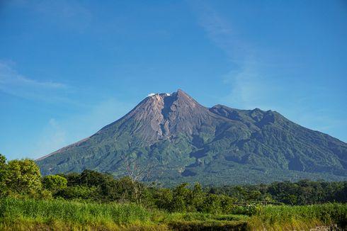 Volume Kubah Lava Tengah Gunung Merapi Capai 1,7 Juta Meter Kubik