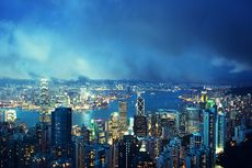 Memulai Tahun Baru dengan Petualangan Baru di Hong Kong