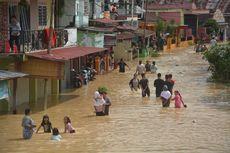 750 Rumah di Solok Selatan Terendam Banjir, 469 Warga Mengungsi