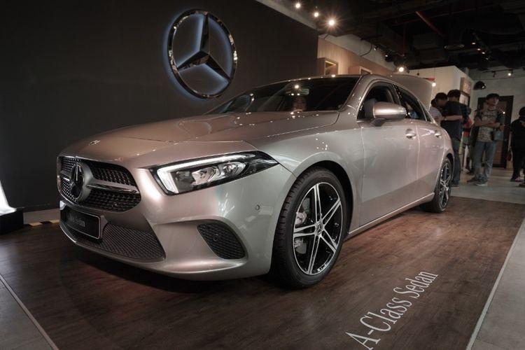 Mercedes-Benz A-Class A200 Sedan
