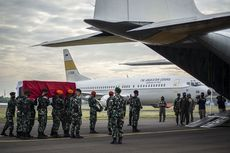 Gugur di Kongo, Prajurit TNI Rama Wahyudi Naik Pangkat Satu Tingkat