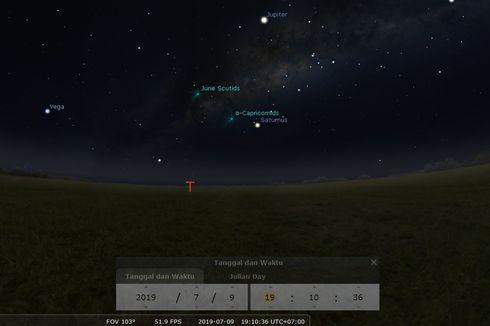 5 Fakta Penampakan Saturnus Malam Ini, dari Kecerlangan hingga Waktu Pengamatannya