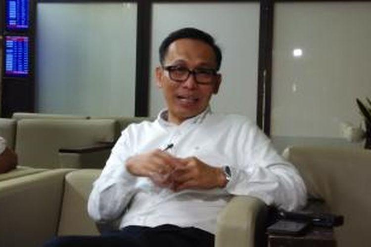 Dirut Garuda Indonesia Arif Wibowo