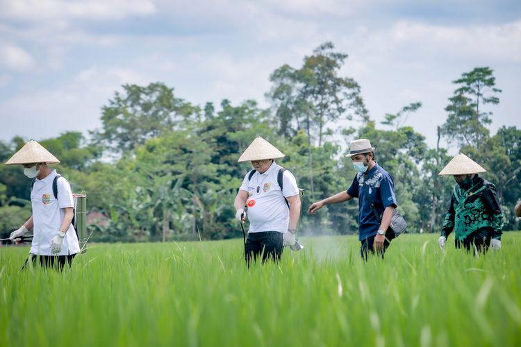 Petani Jember mampu menciptakan pestisida cair berbahan hayati yang mampu membasmi hama tanaman