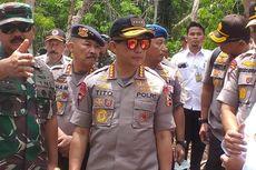 Kapolri Minta Bantuan TNI Tangkap Pelaku Pembakar Lahan