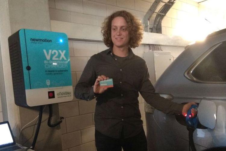 sistem pemgisia ulang baterai Mitsubishi Outlander PHEV