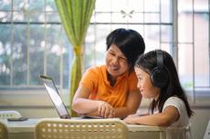 Sinergi Guru dan Orangtua Optimalkan Kegiatan Belajar Daring Anak