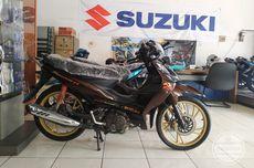 Stok Motor NOS Suzuki Lebih Banyak Ketimbang Honda dan Yamaha