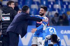 Napoli Vs Juventus, Insigne Gemilang, El Partenopei Menang