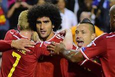 Belgia, Cile, dan Austria Catat Sejarah di Peringkat FIFA