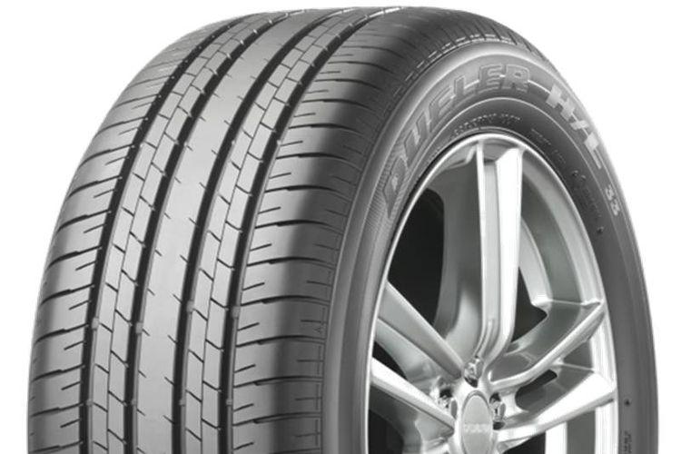 Bridgestone Dueler H/L 33  perlengkapan standar All-New CR-V.