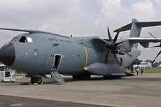 Indonesia Jadi Negara Prioritas Airbus A400M di Asia Pasifik