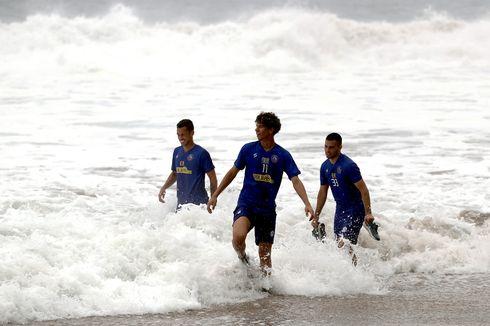 Perkembangan Adaptasi Tiga Pemain Asing Arema FC Melegakan