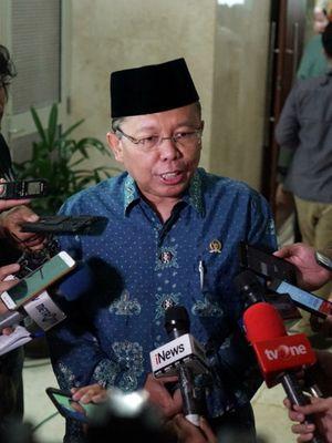 Anggota Pansus revisi Undang-Undang Pemberantasan Tindak Pidana Terorisme (RUU Antiterorisme) Arsul Sani