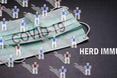 Ada 6,8 Juta Infeksi Covid-19, Ini Angka Persentase untuk Mendapatkan Herd Immunity
