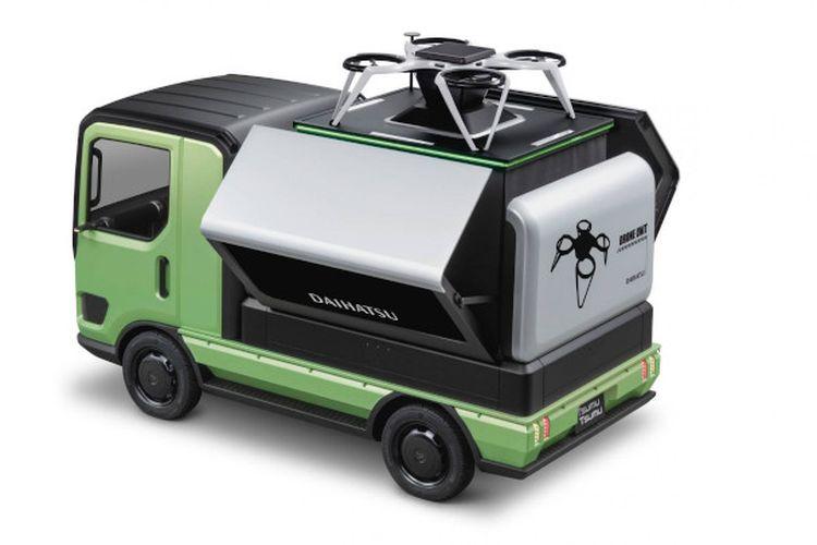 Empat Mobil konsep Daihatsu di TMS 2019