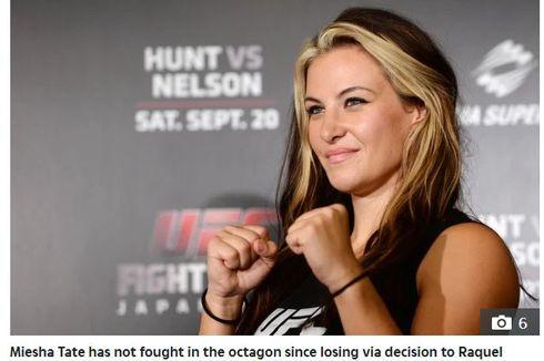 Mantan Juara UFC Melahirkan Anak Kedua di Lantai Kamar Mandi