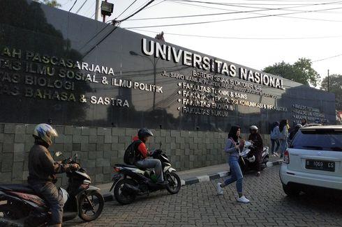Dua Universitas di Jakarta Selatan Wajibkan Tes Urine bagi Mahasiwa Baru
