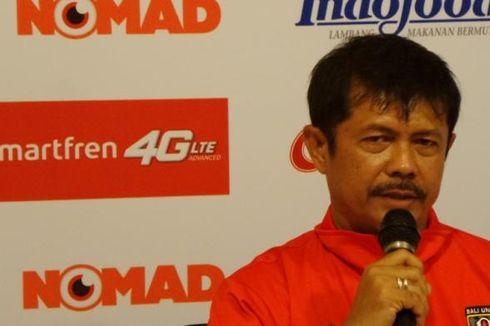 Indra Sjafri Optimistis Bali United Lolos