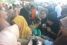 Cerita Warga Berebut Pakaian Seharga Rp 2.000 di Pasar Murah Kendal