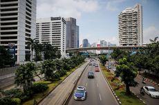 Rayakan Tahun Baru di Sudirman-Thamrin, Catat 30 Lokasi Kantong Parkir Ini