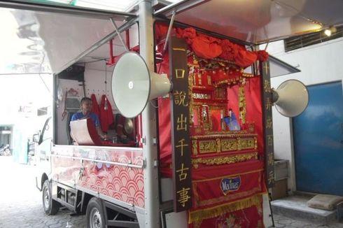GoPot, Lestarikan Wayang Potehi dengan Mobil Keliling di Semarang