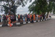 Rekonstruksi Jadi Tontonan, Warga Saksikan Adegan Perencanaan Tawuran Maut di Sunter